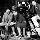 Cecil B. DeMille, Emily Barrye, William Gargan, and Karl Struss in Four Frightened People (1934)