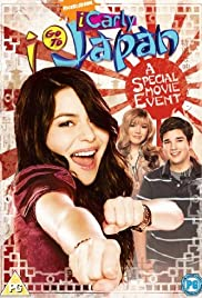 iCarly: iGo to Japan Poster