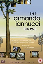 The Armando Iannucci Shows Poster
