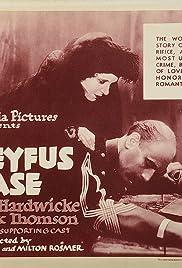 The Dreyfus Case Poster