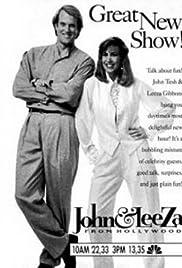 John & Leeza from Hollywood Poster