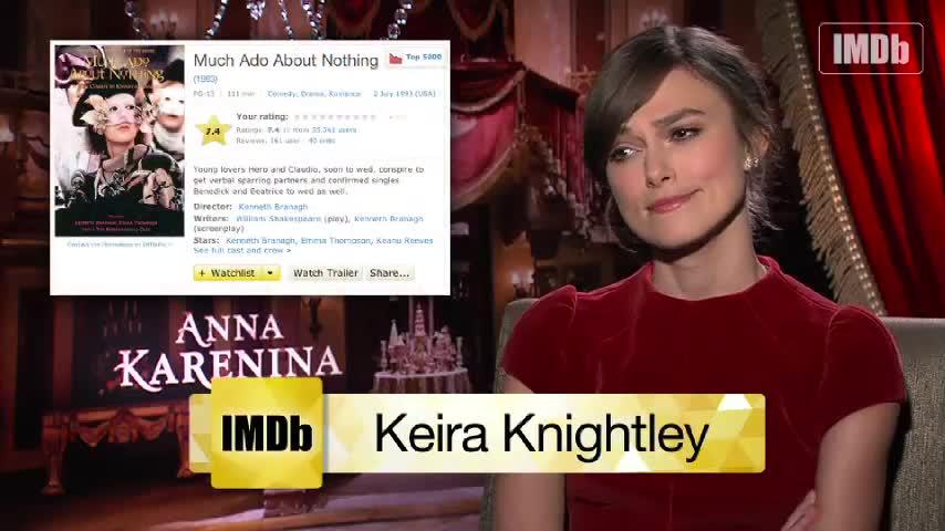 keira knightley imdb