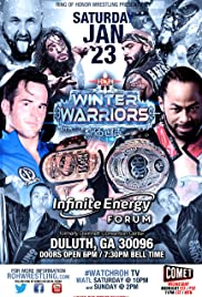 Ring of Honor Winter Warriors Tour: Duluth Poster