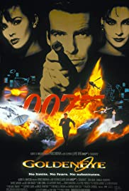 GoldenEye (1995) Poster - Movie Forum, Cast, Reviews