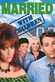 Married with Children Poster