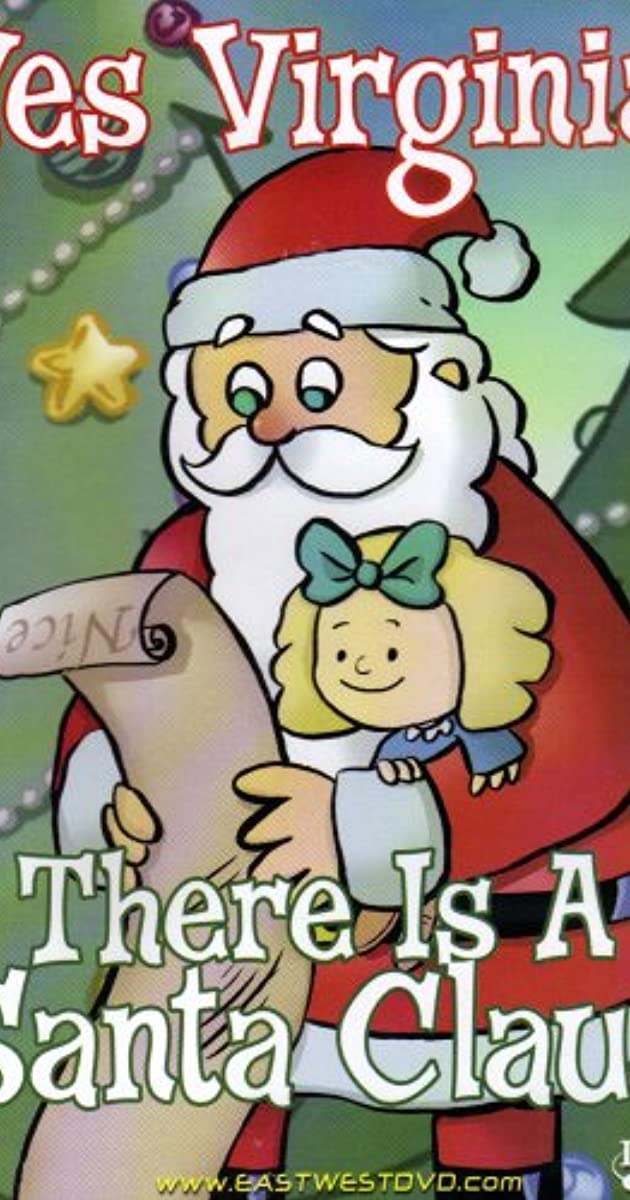 Yes Virginia There Is A Santa Claus Tv Short 1974 Imdb