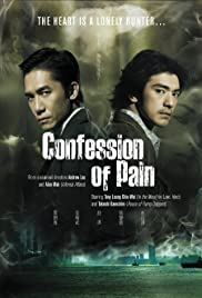 Confession of Pain Poster