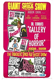 Gallery of Horror Poster - Movie Forum, Cast, Reviews
