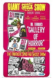 Gallery of Horror (1967) Poster - Movie Forum, Cast, Reviews