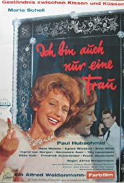 Only a Woman Poster