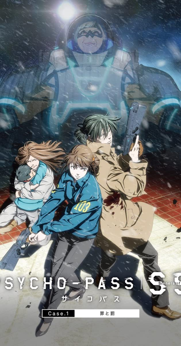 Psycho Pass Sinners Of The System Case 1 Crime And Punishment 2019 Imdb