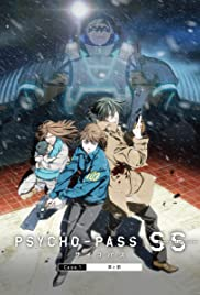 Psycho-Pass: Sinners of the System Case 1 Crime and Punishment Poster