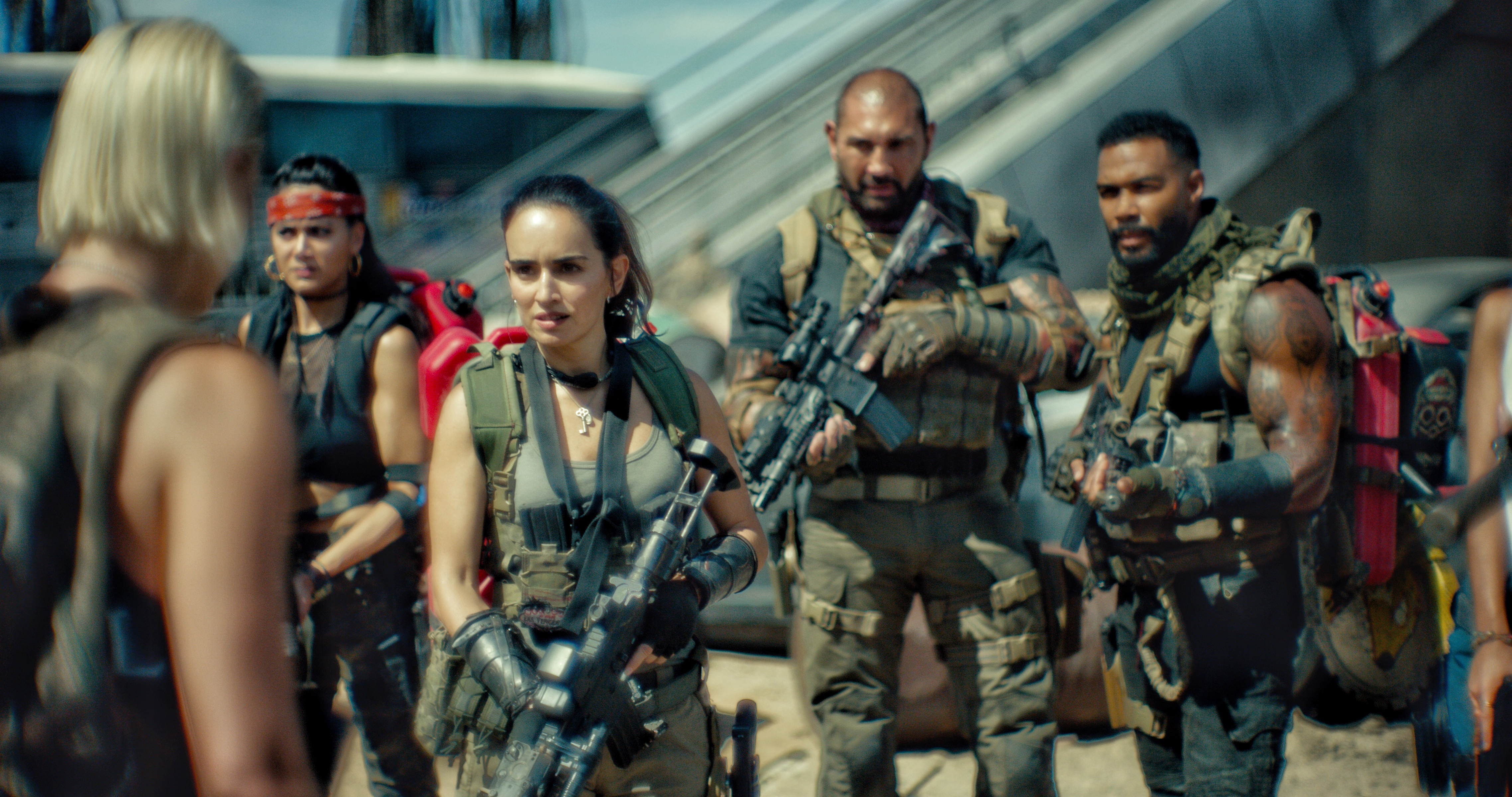 Army of the Dead (2021) - Photo Gallery - IMDb