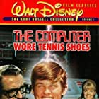 Kurt Russell, Ed Begley Jr., Debbie Paine, and Frank Welker in The Computer Wore Tennis Shoes (1969)