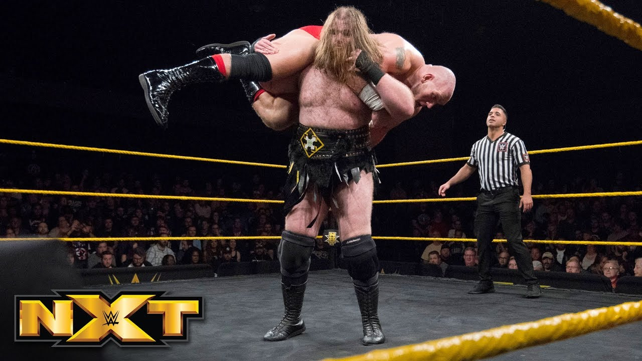 Countdown to WWE NXT TakeOver: New Orleans