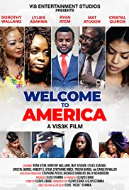 Welcome to America Poster