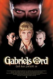 Gabriels ord Poster