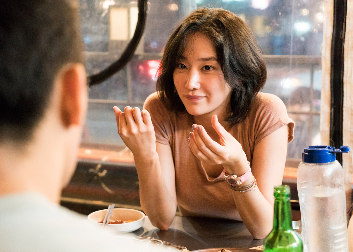 Jong-seo Jeon in Beoning (2018)