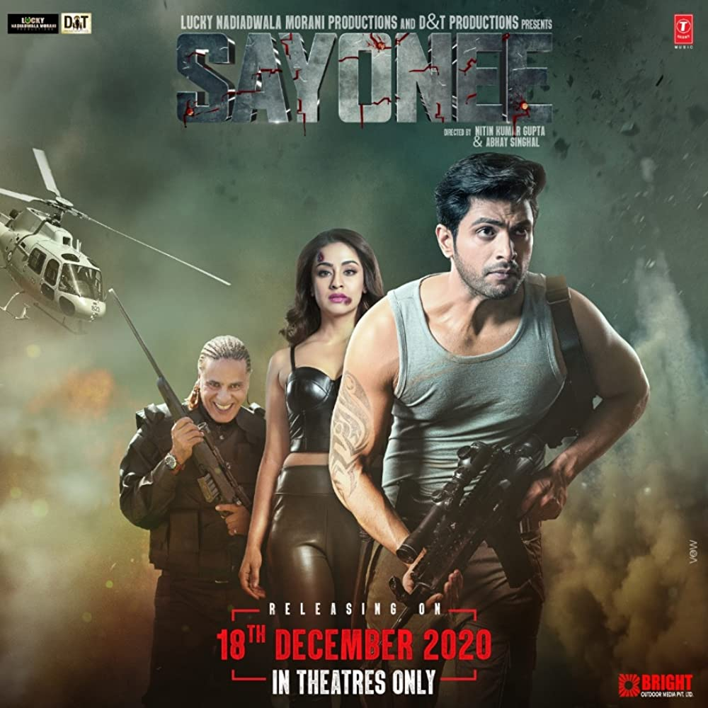 Sayonee (2020) Hindi Movie 480p PreDVDRip x264 400MB