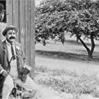 Charles Chaplin and Mack Swain in The Fatal Mallet (1914)
