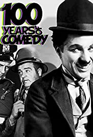 100 Years of Comedy Poster