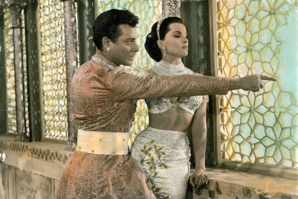The Indian Tomb (1959) Online Subtitrat in Romana