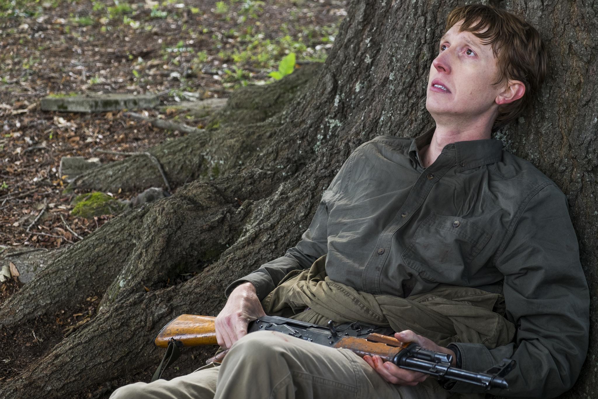 Jordan Woods-Robinson in The Walking Dead (2010)