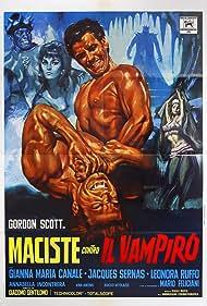 Maciste contro il vampiro Poster - Movie Forum, Cast, Reviews