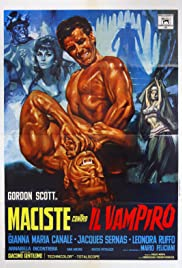 Goliath and the Vampires Poster