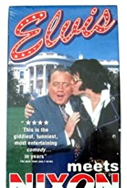 Elvis Meets Nixon Poster