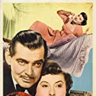 Clark Gable and Barbara Stanwyck in To Please a Lady (1950)