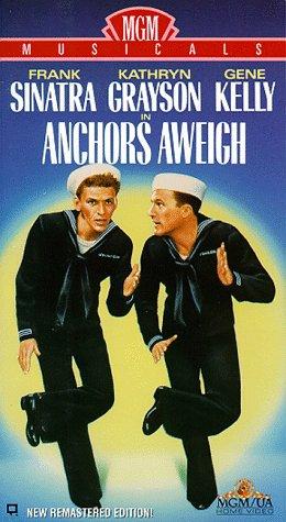 anchors away movie cast