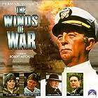 Robert Mitchum, Jan-Michael Vincent, John Houseman, David Dukes, and Ali MacGraw in The Winds of War (1983)