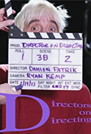 Directors on Directing Poster