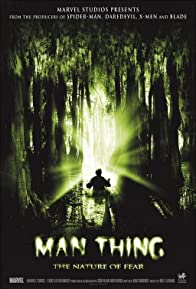 Primary photo for Man-Thing