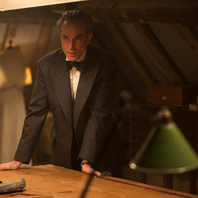 Daniel Day-Lewis in Phantom Thread (2017)