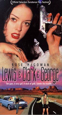 Rose McGowan in Lewis & Clark & George (1997)