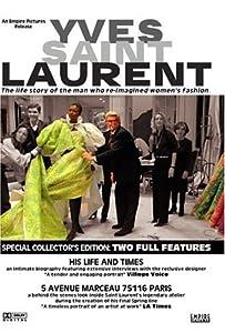 Downloading legal movies Yves Saint Laurent: 5 avenue Marceau 75116 Paris France [420p]
