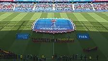 España contra Sudáfrica