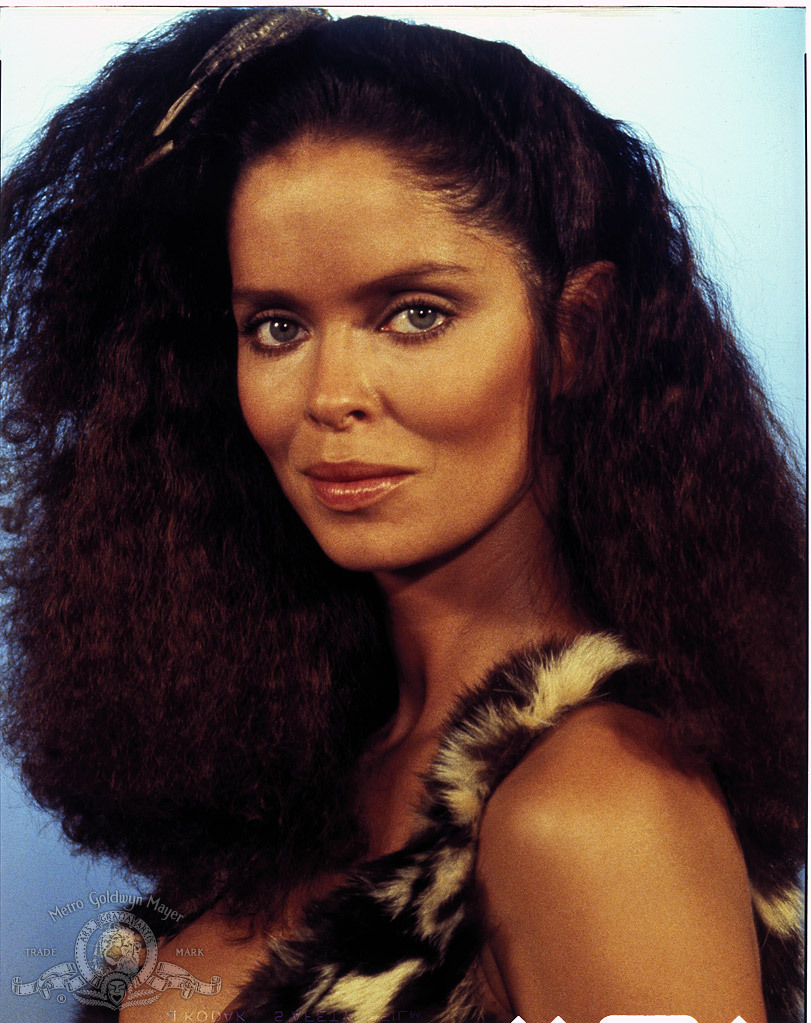 Barbara Bach in Caveman (1981)