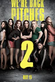 Anna Kendrick, Brittany Snow, Rebel Wilson, Hana Mae Lee, Chrissie Fit, Hailee Steinfeld, Alexis Knapp, and Ester Dean in Pitch Perfect 2 (2015)
