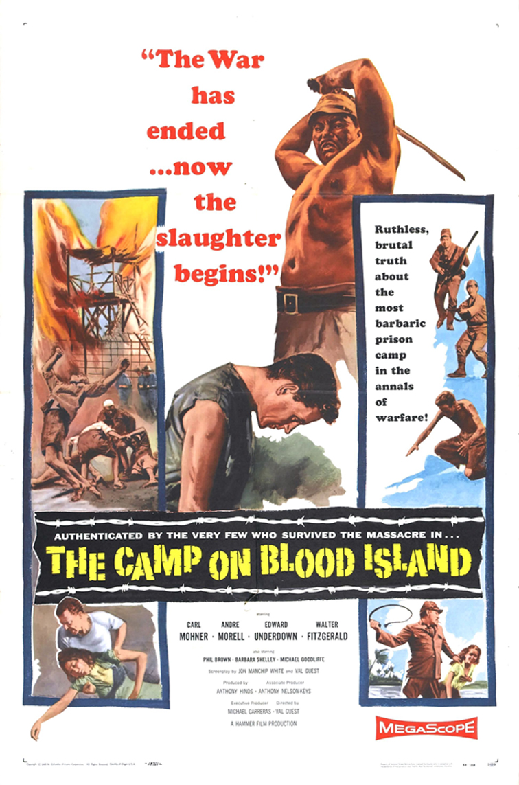 The Camp on Blood Island