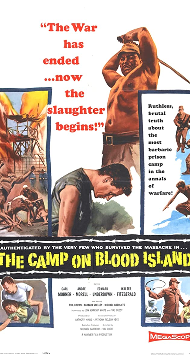 Subtitle of The Camp on Blood Island