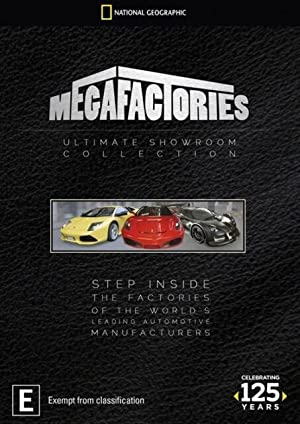 Where to stream Megafactories
