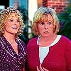 L/R CORI BRIGHT as 'Sandy' & SARAH MARSHALL as Mrs. Weston BAD BLOOD...THE HUNGER