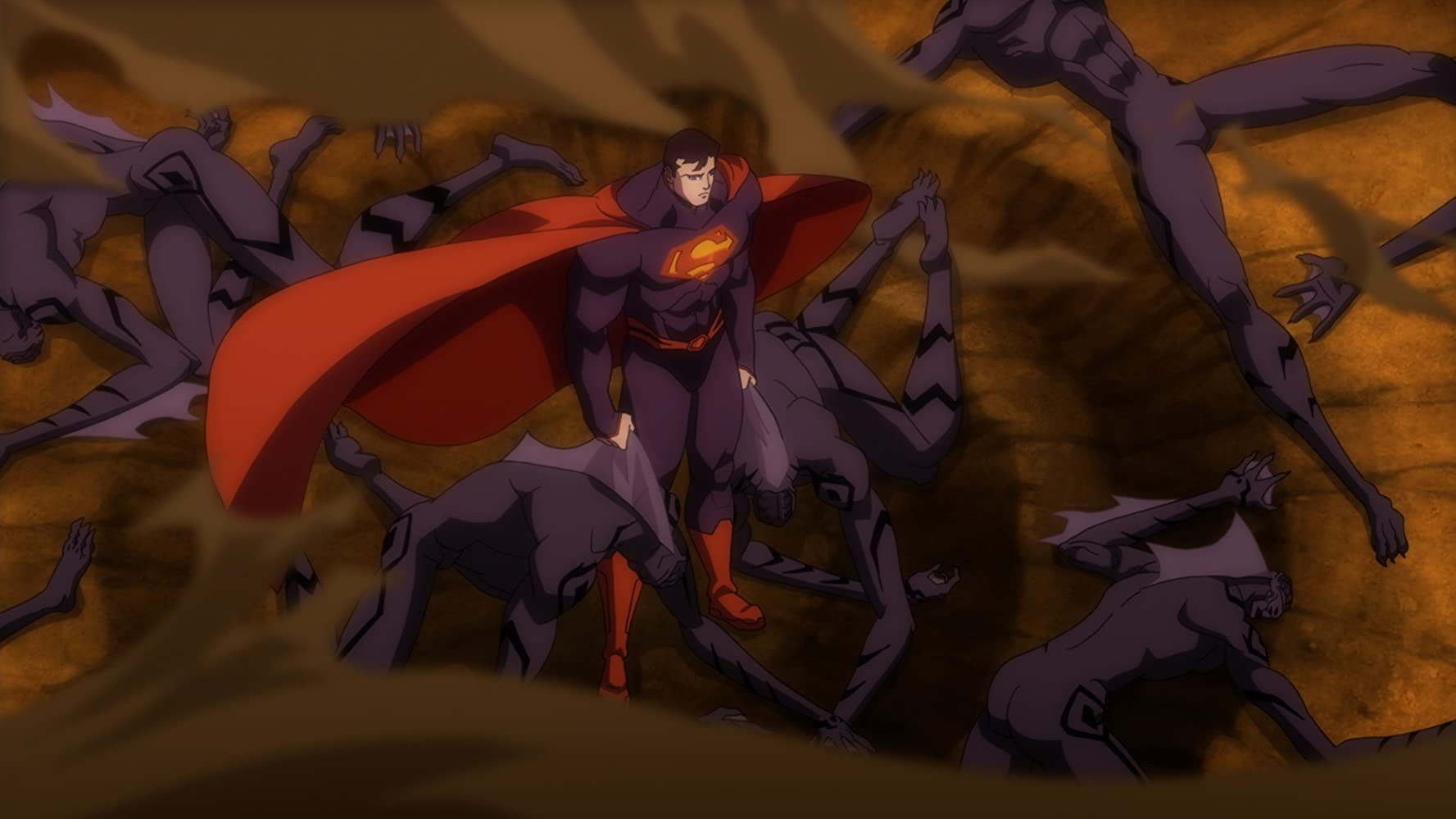 Justice League Throne of Atlantis (2015) Online Subtitrat