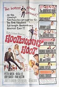 Hootenanny Hoot Poster - Movie Forum, Cast, Reviews