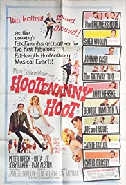 Hootenanny Hoot (1963) Poster - Movie Forum, Cast, Reviews
