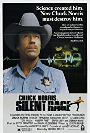 Silent Rage (1982) Poster - Movie Forum, Cast, Reviews