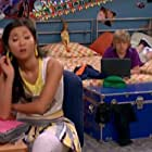 Brenda Song and Dylan Sprouse in The Suite Life on Deck (2008)